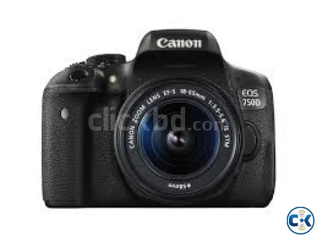 canon eos 750d digital slr camera with 18-55mm lens | ClickBD large image 0