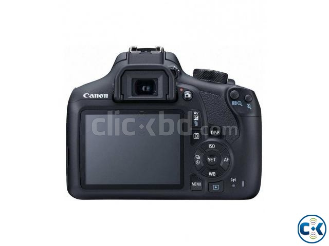Canon EOS 1300D 18MP DSLR Camera 18-55 lens | ClickBD large image 0