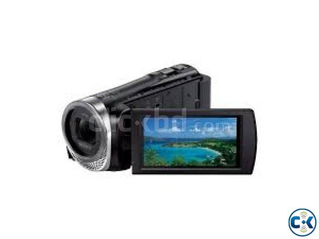 Sony HDR-CX405 HD 60x Clear Digital Zoom Handycam Camcorder | ClickBD large image 0