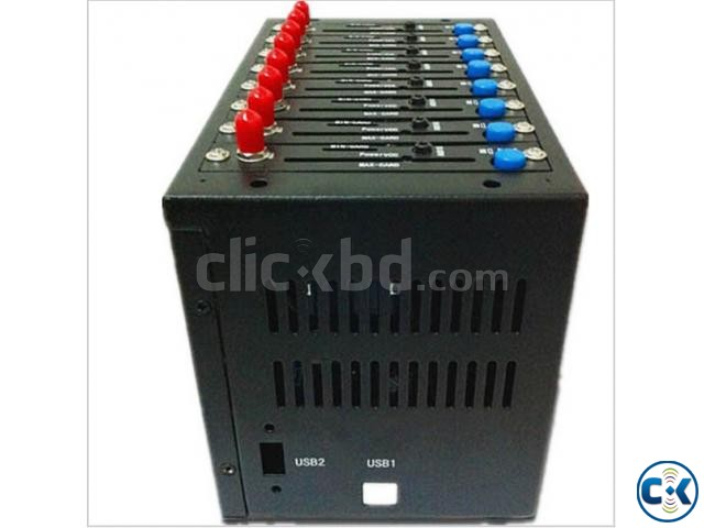 8 Port modem gsm gprs sms mms price in bd | ClickBD large image 0