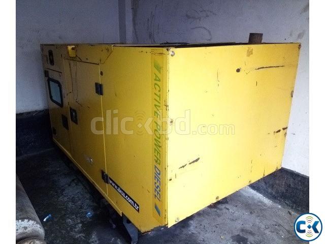 Aksa 33KVA Generator | ClickBD large image 0