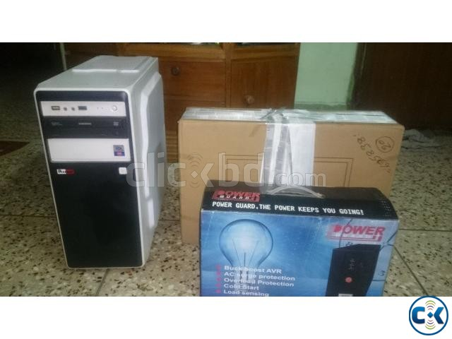 Full PC for sale | ClickBD large image 0