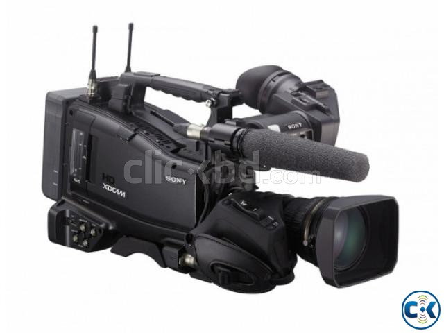 Sony HD Vedio Camcorder HXR-MC250 | ClickBD large image 1