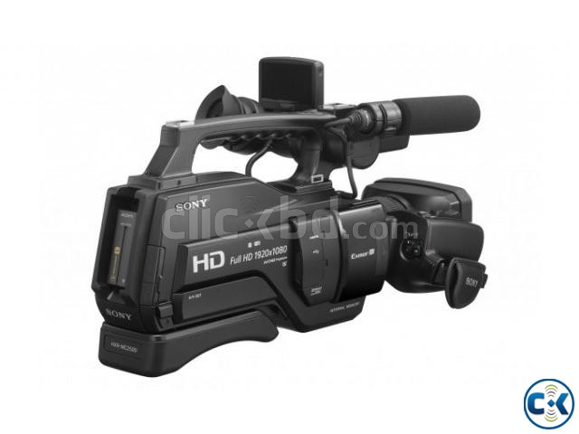 Sony HD Vedio Camcorder HXR-MC250 | ClickBD large image 2