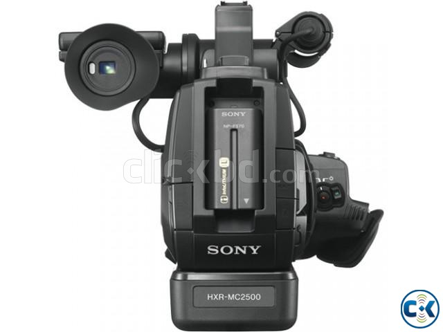 Sony HD Vedio Camcorder HXR-MC250 | ClickBD large image 3