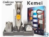 Kemei 7 in 1 7 in 1 Kemei Rechargeable Trimmer. Code 130