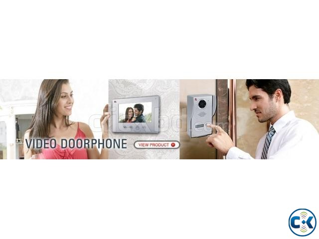 Video Door Phone Intercom-  | ClickBD large image 0