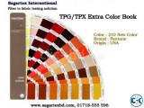 Small image 1 of 5 for Tpx Pantone Extra Color Book | ClickBD