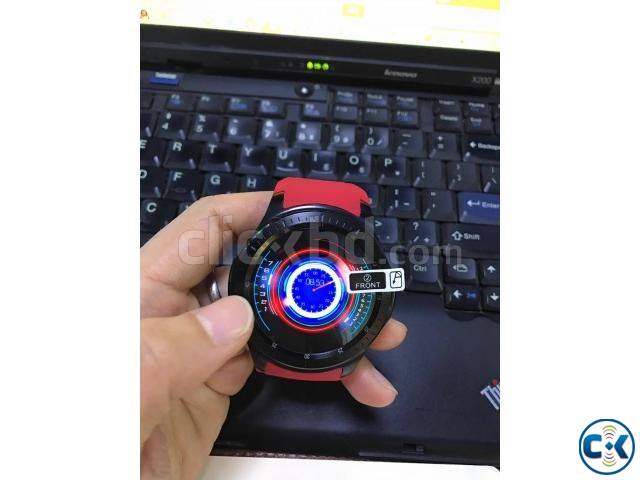 DM368 Smart watch | ClickBD large image 3