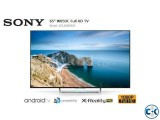 SONY W850C 65 INCH FULL HD SMART 3D ANDROID LED TV