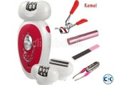 5 in 1 Kemei KM-2789 Lady Care Kit