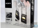 Sony UWP-D11 Integrated Digital Wireless Lavalier Microphone