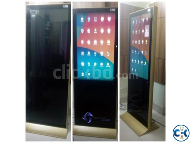 Advertisement Display Touch Kiosk PC Mobile for Rent | ClickBD large image 2