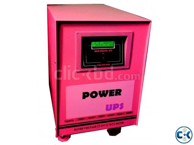 D S P Pure Sine wave UPS 5 Kva | ClickBD large image 0