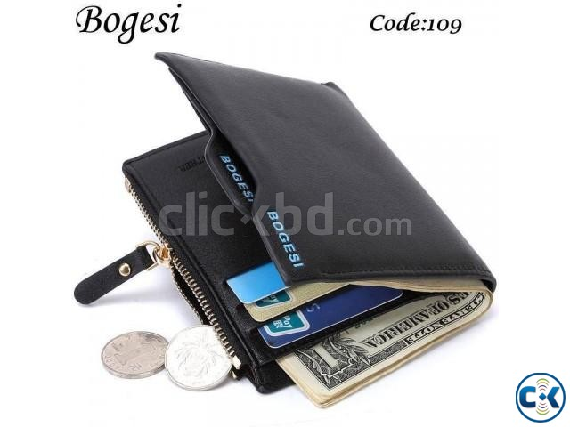 Bogesi brand money purses Men Wallet Code 109 | ClickBD large image 0