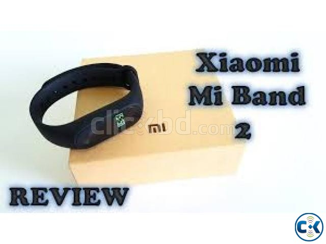 MI BAND 2 original | ClickBD large image 3