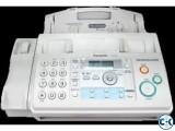 Panasonic KX-FP701CX Plain Paper Fax Machine 2-Line Display