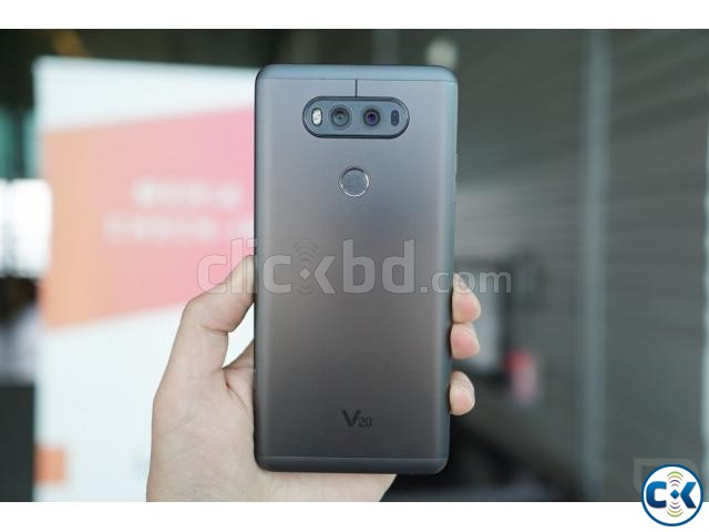 Brand New LG V20 Sealed Pack With One Year Warranty | ClickBD large image 0