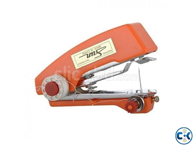 Handy Sewing Machine  | ClickBD large image 0