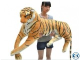 Yellow Color Tiger Doll.