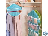Wardrobe Wall Mounted 16 Grid Storage Bag-C 0177