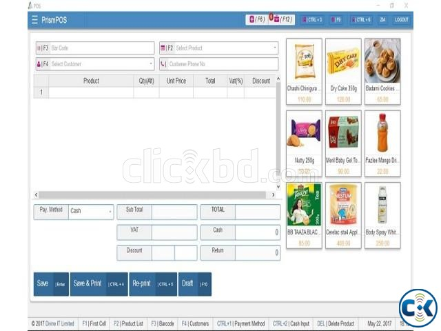 Best Retail Software POS Point of Sales -PrismPOS | ClickBD large image 0