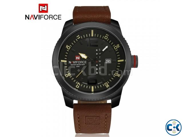 Original Naviforce 9063 WT0348 | ClickBD large image 0