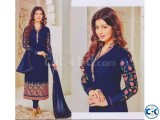 Indian Designer Embroidery Dress BNK 614