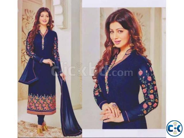 Indian Designer Embroidery Dress BNK 614  | ClickBD large image 0
