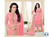 Indian Designer Embroidery Dress BNK 618