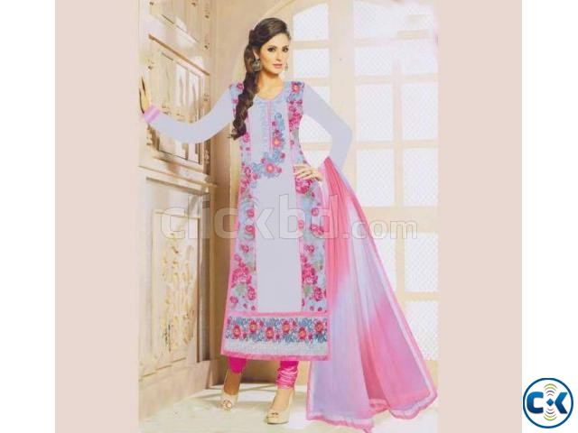Indian Designer Embroidery Dress BNK 617  | ClickBD large image 0