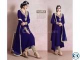 Indian Designer Embroidery Dress BNK 255