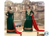 Indian Designer Embroidery Dress BNK 129