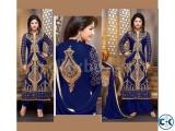 Indian Designer Embroidery Dress BNK 92