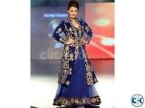 Indian Designer Embroidery Dress BNK 60