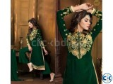 Indian Designer Embroidery Dress RF 2376