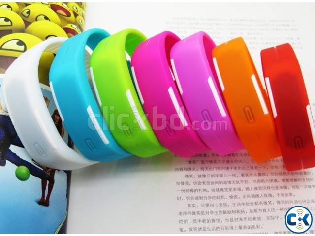 LED Watch Sports Bracelet any color | ClickBD large image 0