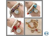 Love and Eiffel Fashion Bracelet Watch