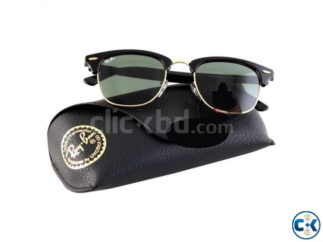 Ray Ban Sunglasses - Bottle Green Frame | ClickBD large image 0