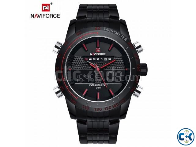 Original Naviforce 9024 WT0579 | ClickBD large image 0