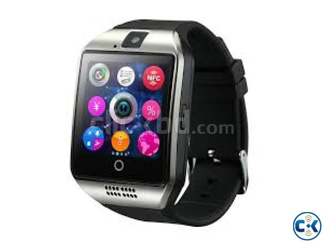 Original Q18s Sim Gear supported Smart Watch intact box | ClickBD large image 0