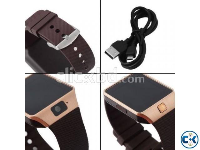 dzo9 smart watch with selfi stick | ClickBD large image 3