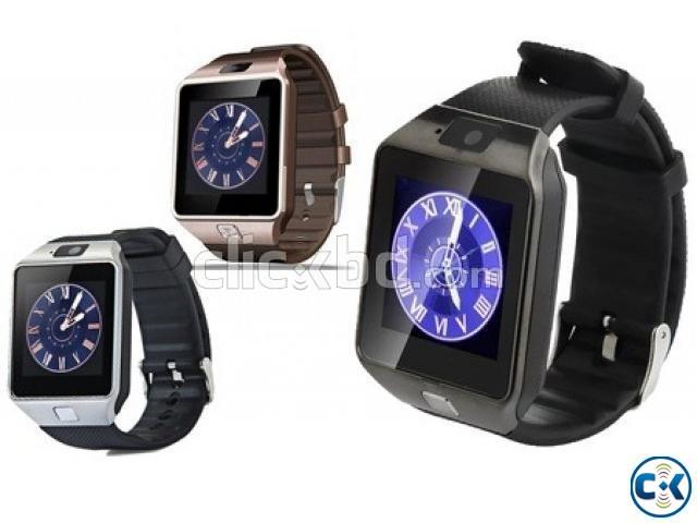 dzo9 smart watch with selfi stick | ClickBD large image 4