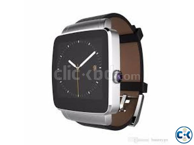 Smart Watch X6s Sim support | ClickBD large image 0