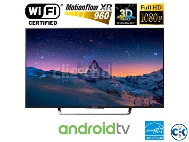 SONY 43 inch W Series BRAVIA 800C 3D LED Android TV | ClickBD large image 4
