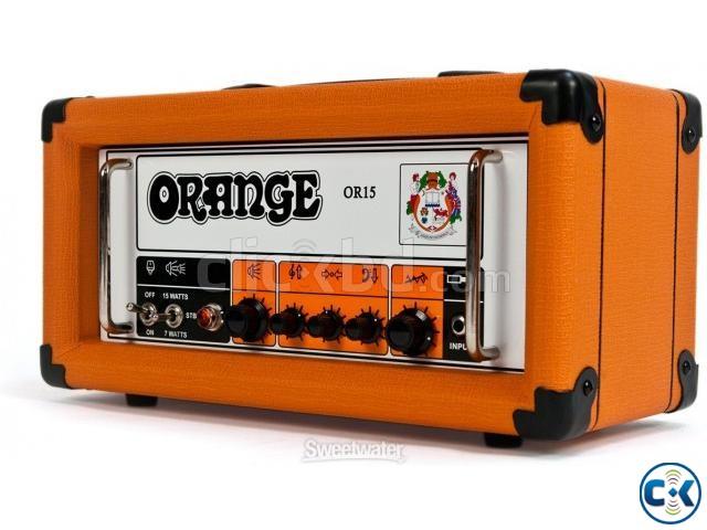 Orange OR15 Head | ClickBD large image 0