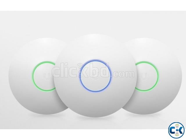 Ubiquiti UniFi - AP-LR for Indoor Wi-Fi Solution | ClickBD large image 0