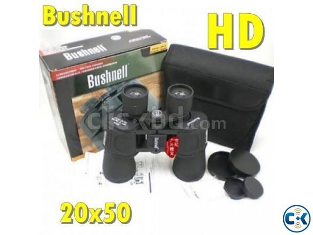 American Navy Bushnell Binocular 20x50 optics   ClickBD large image 0