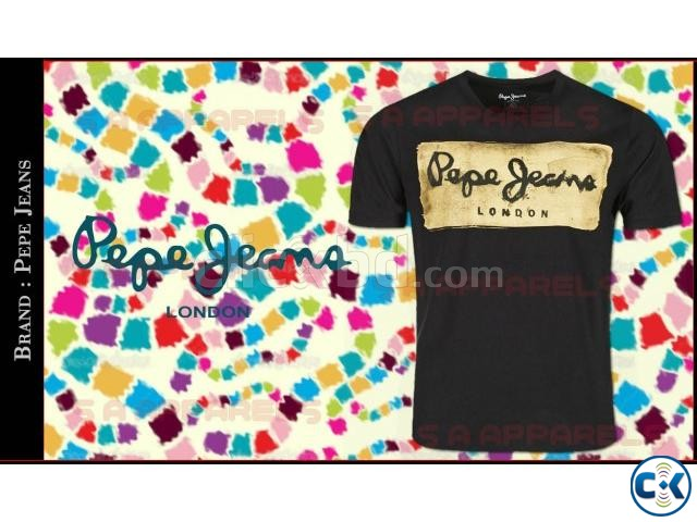 Pepe Jeans T shirt | ClickBD large image 1