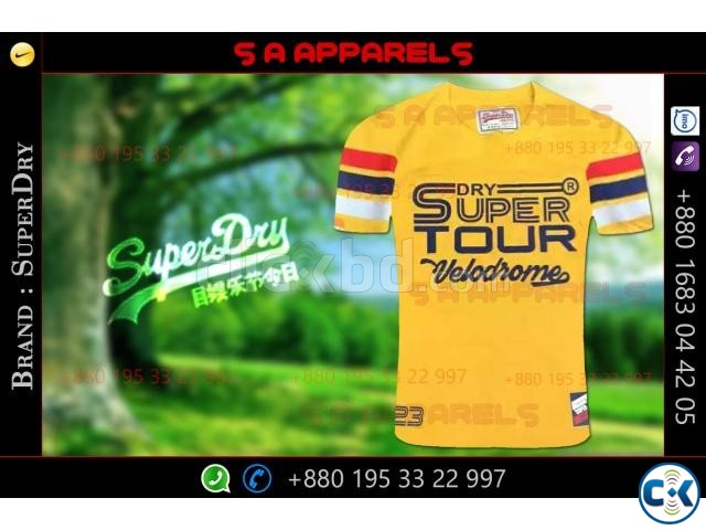 SuperDry tshirts | ClickBD large image 2